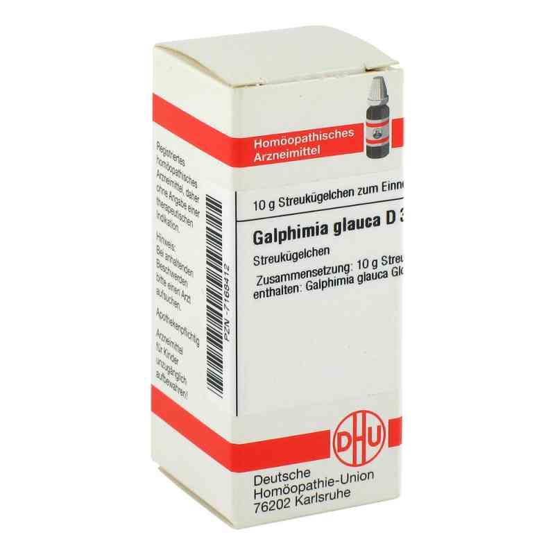 Galphimia Glauca D 30 Globuli  bei juvalis.de bestellen