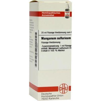 Manganum Sulfuricum D12 Dilution  bei juvalis.de bestellen