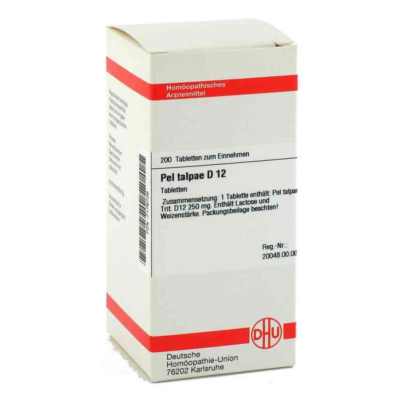 Pel Talpae D12 Tabletten  bei juvalis.de bestellen
