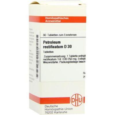 Petroleum Rectif. D30 Tabletten  bei juvalis.de bestellen
