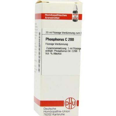 Phosphorus C200 Dilution  bei juvalis.de bestellen
