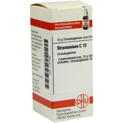 Stramonium C 12 Globuli  bei juvalis.de bestellen