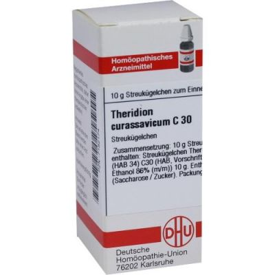 Theridion Curassavicum C 30 Globuli  bei juvalis.de bestellen