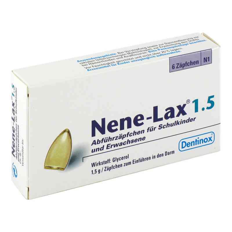 Nene-Lax 1,5 für Schulkinder und Erwachsene  bei juvalis.de bestellen