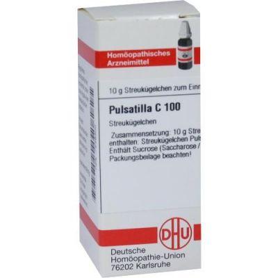 Pulsatilla C 100 Globuli  bei juvalis.de bestellen