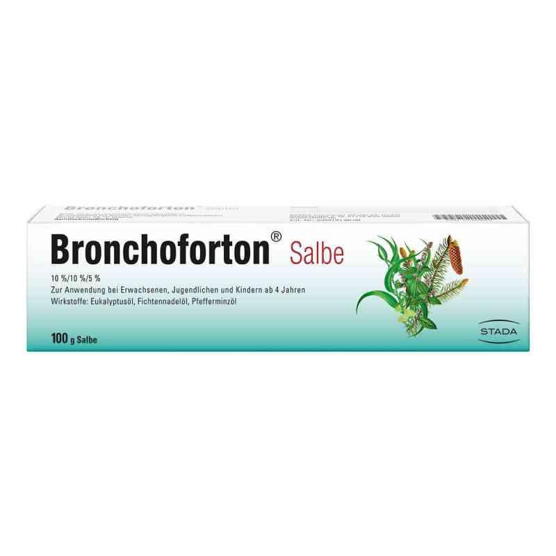 Bronchoforton Salbe bei Erkältungen & Husten  bei juvalis.de bestellen