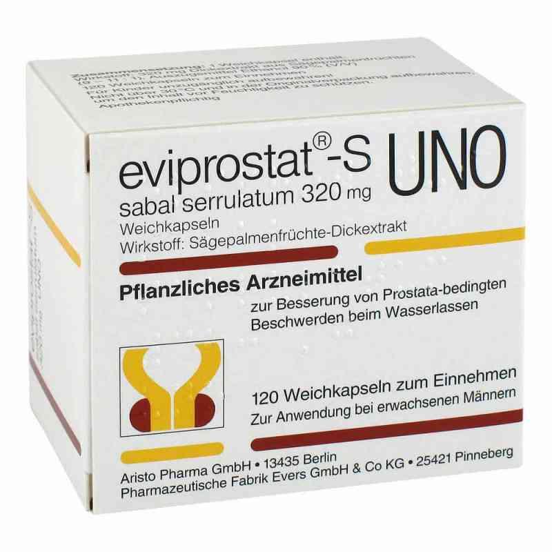 Eviprostat-S Sabal serrulatum 320 Uno  bei juvalis.de bestellen