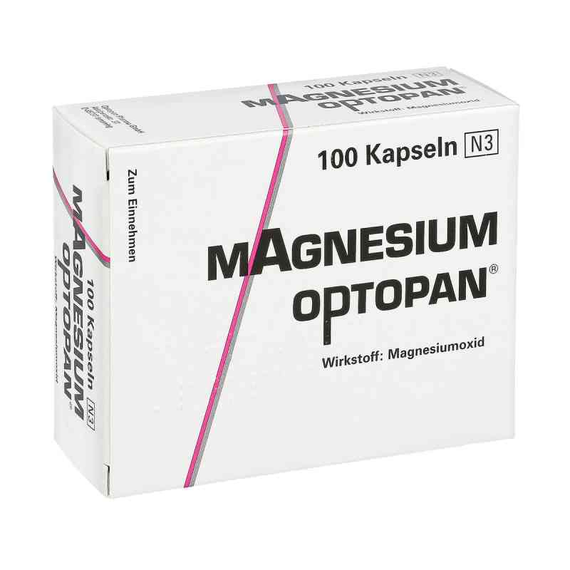 Magnesium Optopan Kapseln  bei juvalis.de bestellen