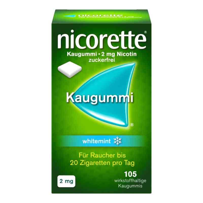 Nicorette 2mg whitemint  bei juvalis.de bestellen