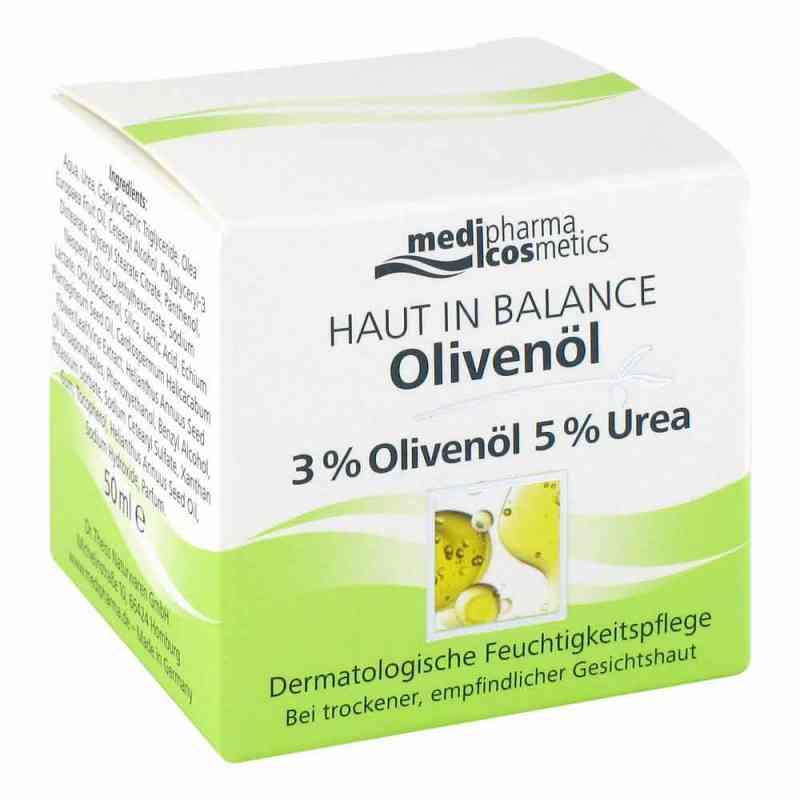 Haut In Balance Olivenöl Feuchtigkeitspflege 3%  bei juvalis.de bestellen