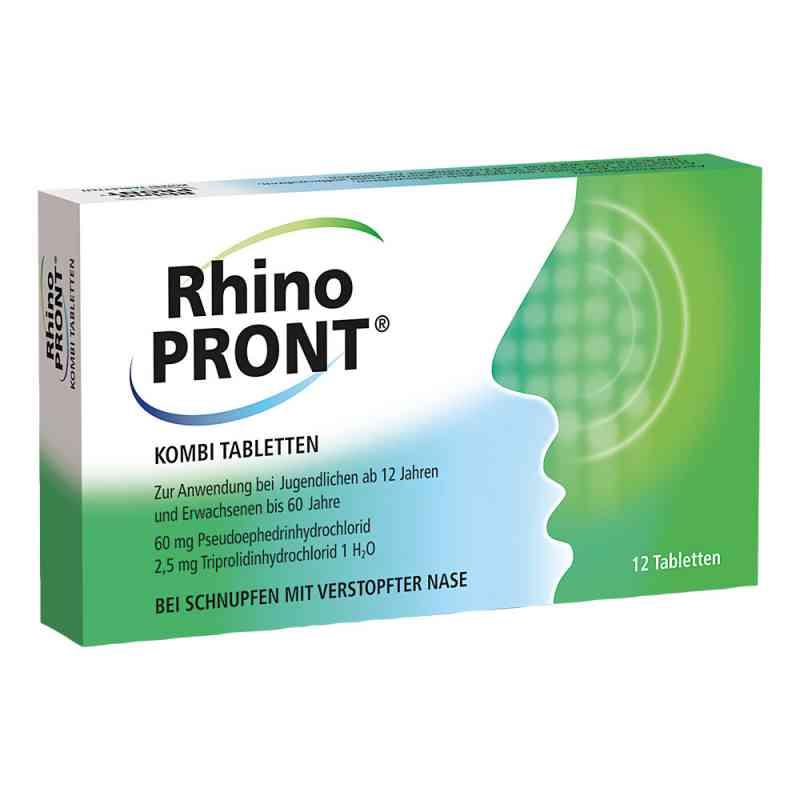 Rhinopront Kombi Tabletten  bei juvalis.de bestellen