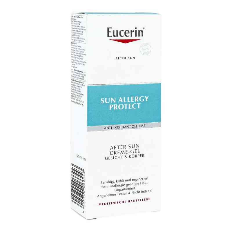 Eucerin Sun Allergie After Sun Gel  bei juvalis.de bestellen
