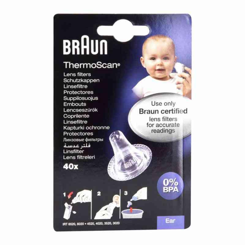 Braun Thermoscan Schutzkappen Lf 40  bei juvalis.de bestellen
