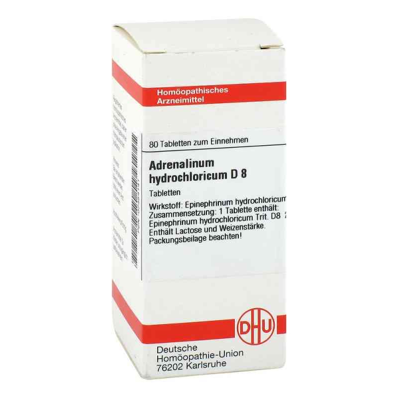 Adrenalin Hydrochl. D8 Tabletten  bei juvalis.de bestellen