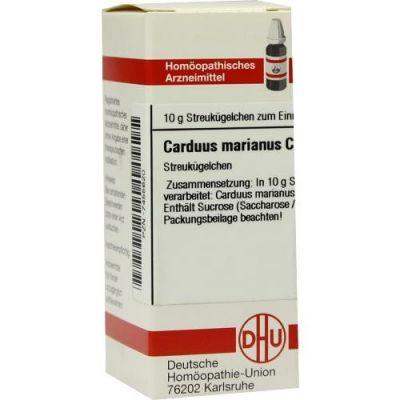 Carduus Marianus C 200 Globuli  bei juvalis.de bestellen