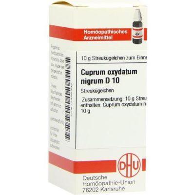 Cuprum Oxyd nigr. D 10 Globuli  bei juvalis.de bestellen