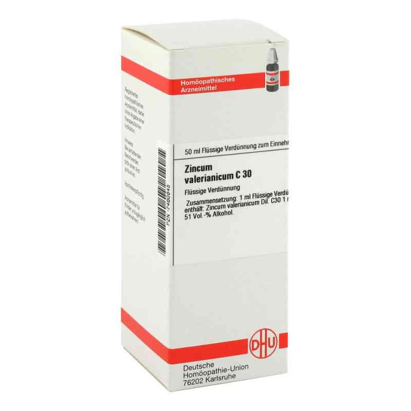 Zincum Valerianicum C30 Dilution  bei juvalis.de bestellen