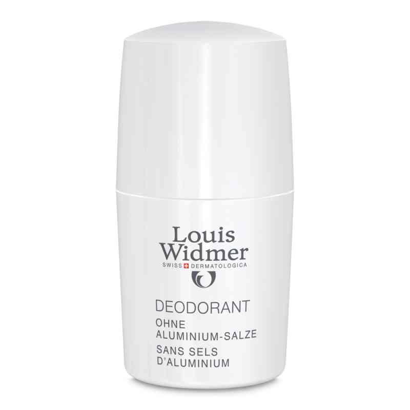 Widmer Deodorant ohne Aluminium Salze leicht parfümiert   bei juvalis.de bestellen