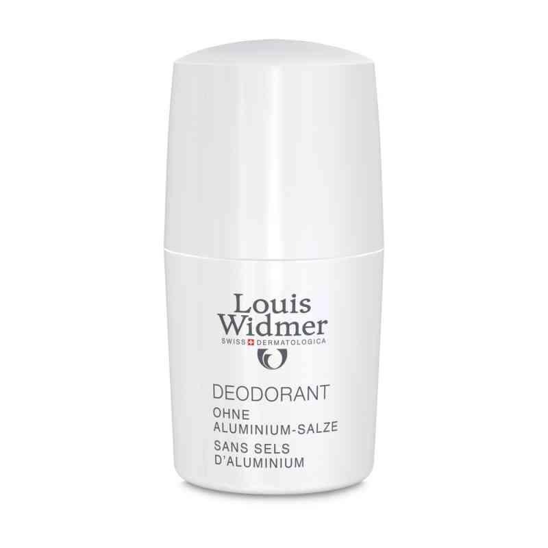 Widmer Deodorant ohne Aluminium Salze unparfümiert  bei juvalis.de bestellen