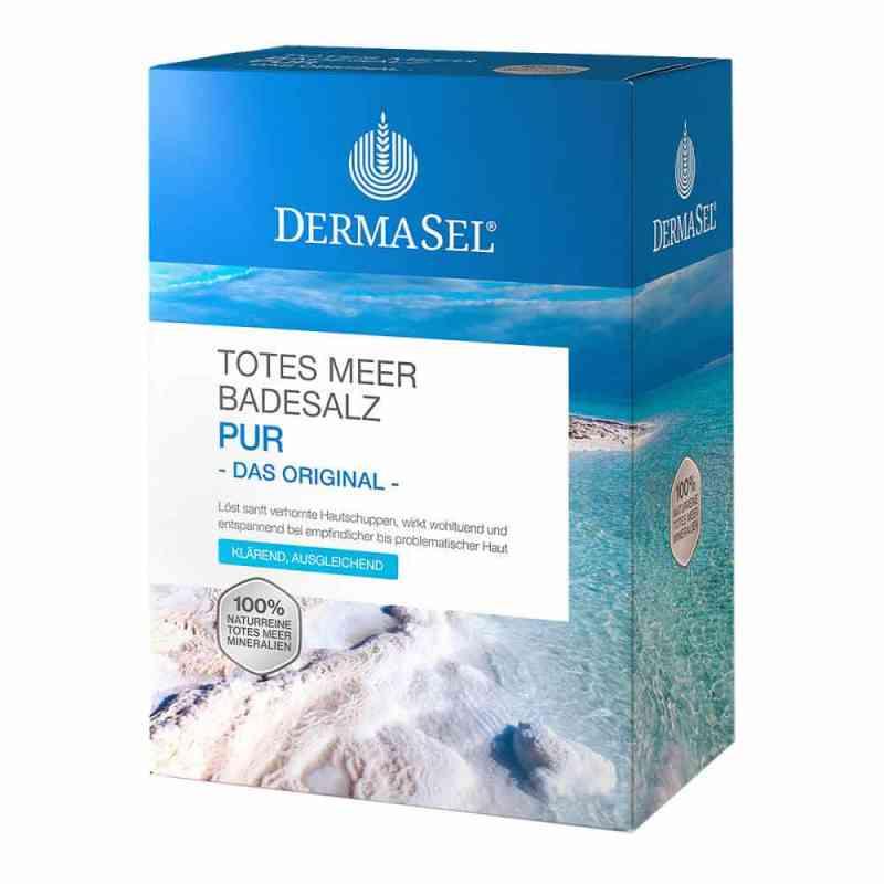 Dermasel Totes Meer Badesalz Pur  bei juvalis.de bestellen