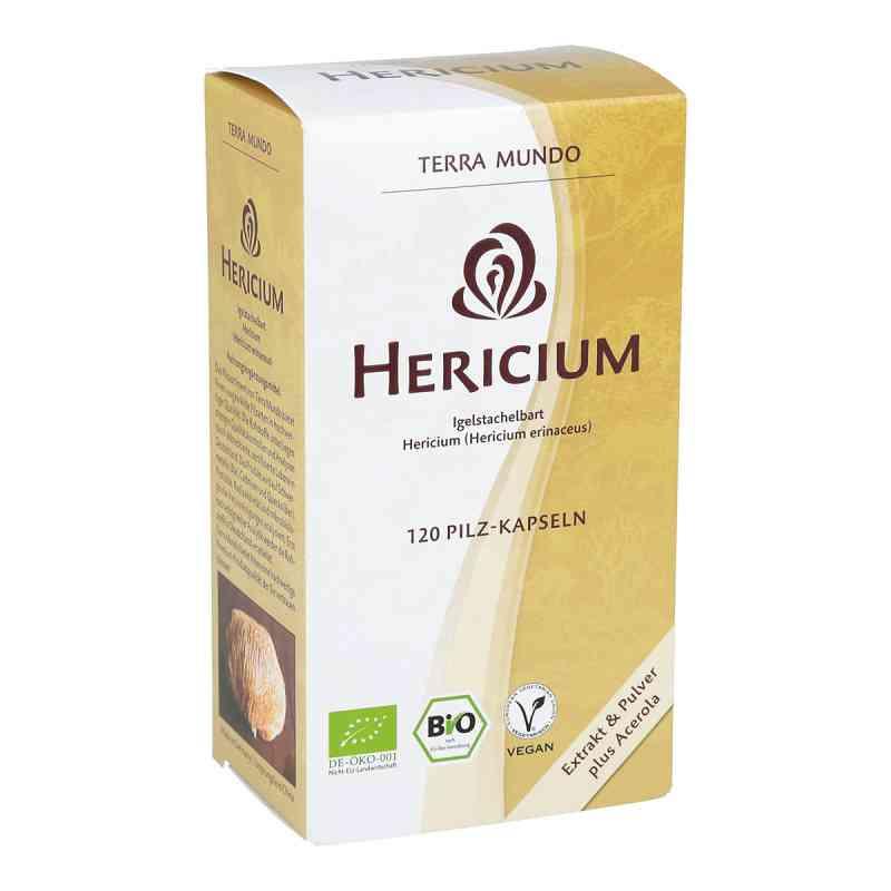 Hericium Vitalpilz Bio Terra Mundo Kapseln  bei juvalis.de bestellen