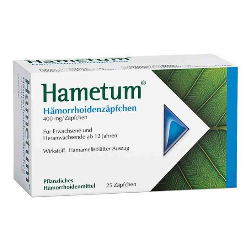 Hametum Hämorrhoidenzäpfchen  bei juvalis.de bestellen