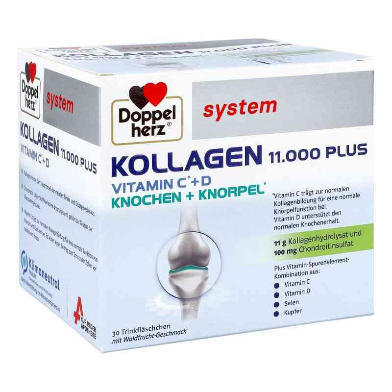 Doppelherz Kollagen 11000 Plus system Ampullen  bei juvalis.de bestellen