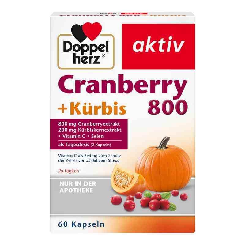 Doppelherz Cranberry + Kürbis Kapseln  bei juvalis.de bestellen