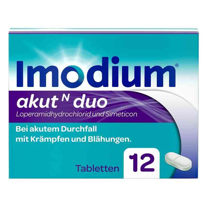 Imodium akut N duo  bei juvalis.de bestellen