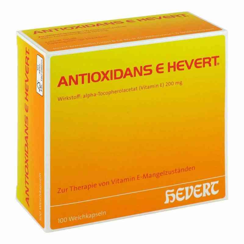 Antioxidans E Hevert Weichkapseln  bei juvalis.de bestellen