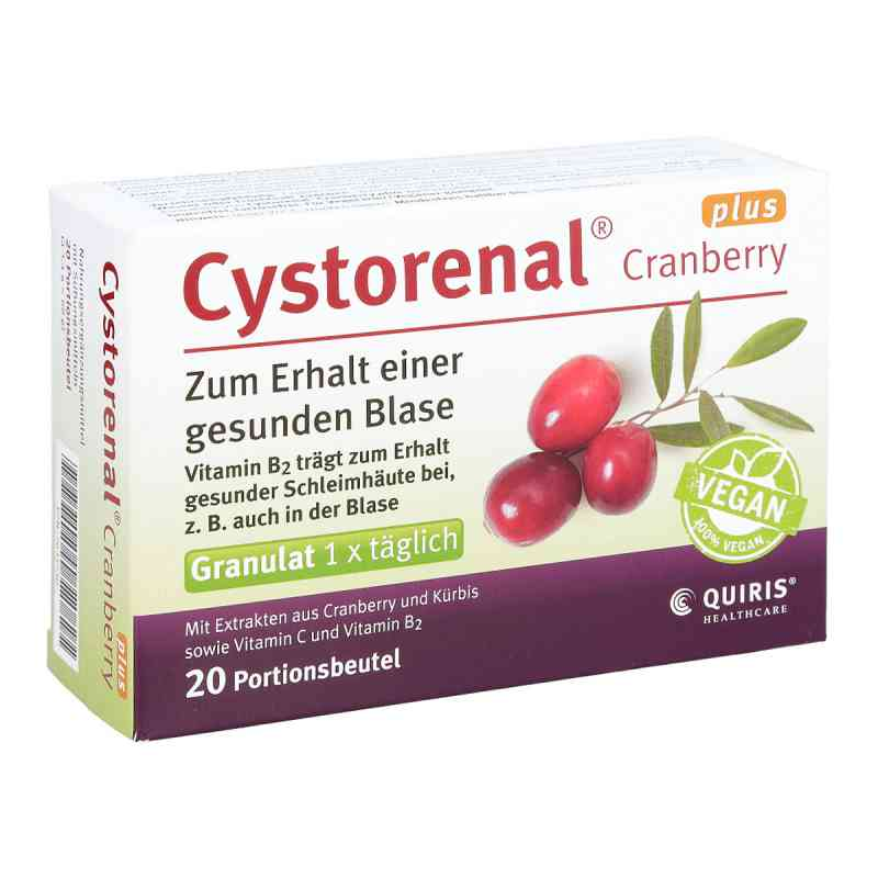 Cystorenal Cranberry plus  bei juvalis.de bestellen