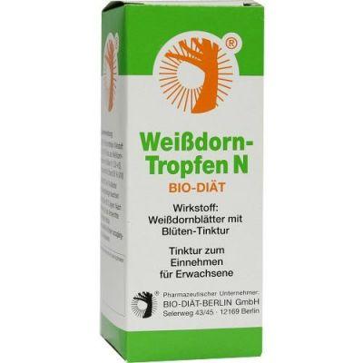 Weißdorn-Tropfen N BIO-DIÄT  bei juvalis.de bestellen