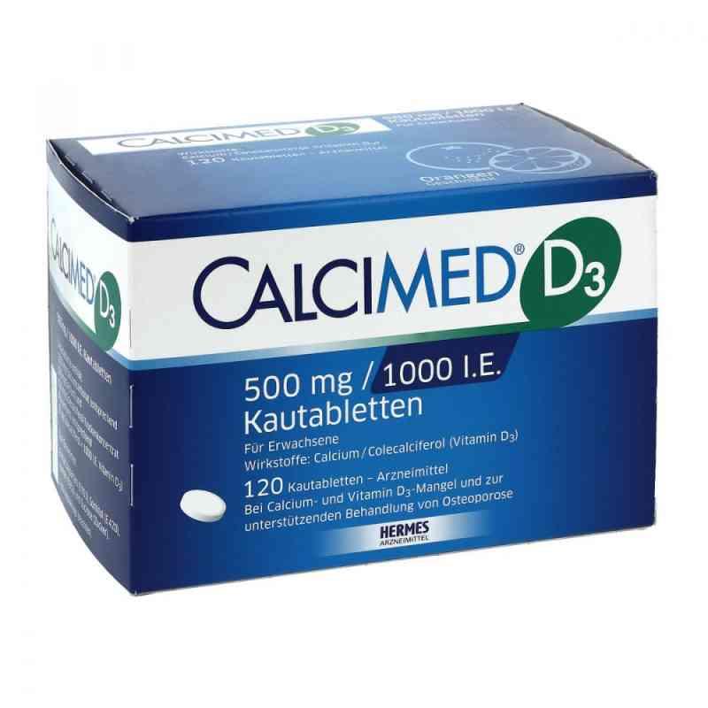 Calcimed D3 500mg/1000 I.E.  bei juvalis.de bestellen