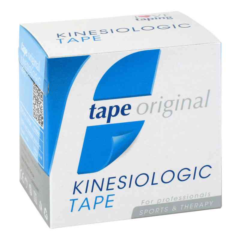 Kinesio Tape Original blau Kinesiologic  bei juvalis.de bestellen