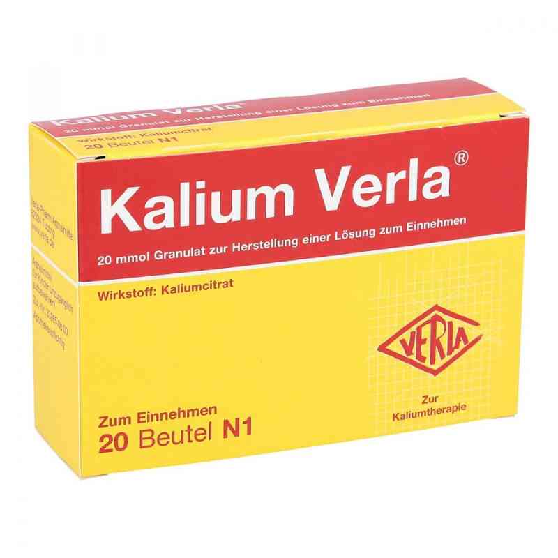 Kalium Verla Granulat Beutel  bei juvalis.de bestellen