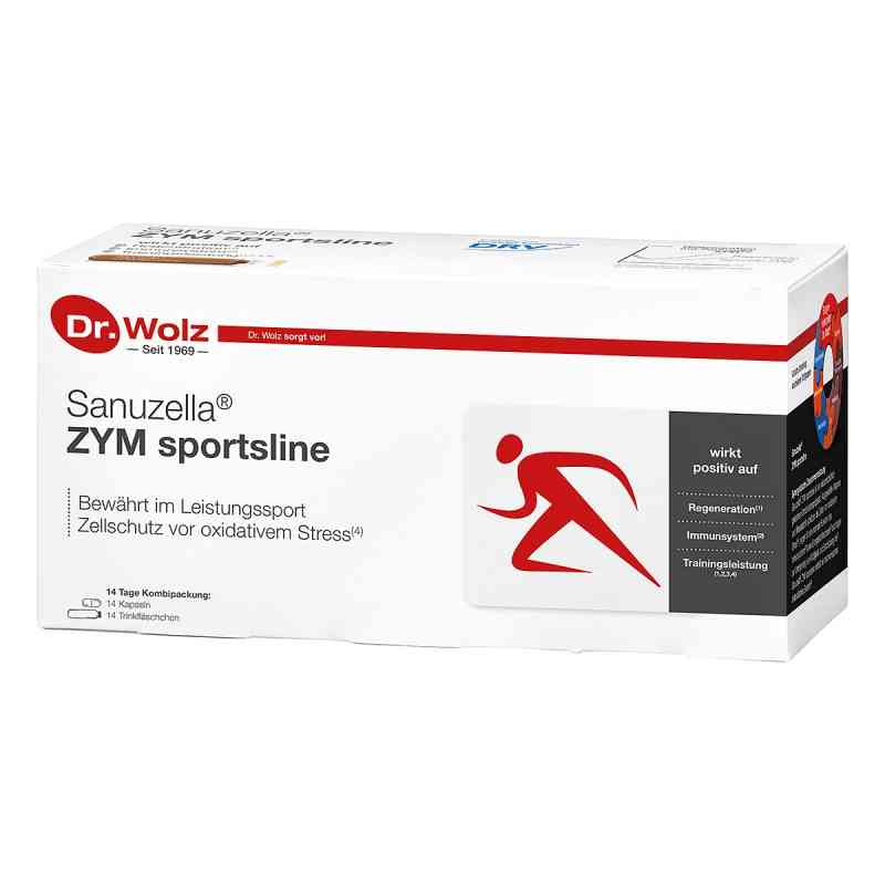 Sanuzella Zym Trinkampullen  bei juvalis.de bestellen