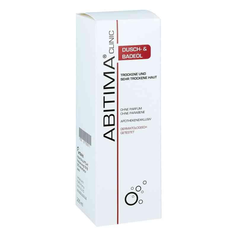 Abitima Clinic Dusch- und Badeöl  bei juvalis.de bestellen