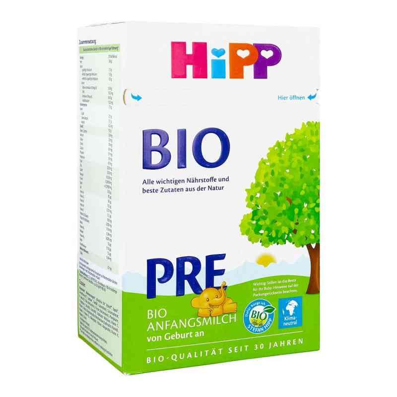 Hipp Pre Bio Anfangsmilch  bei juvalis.de bestellen