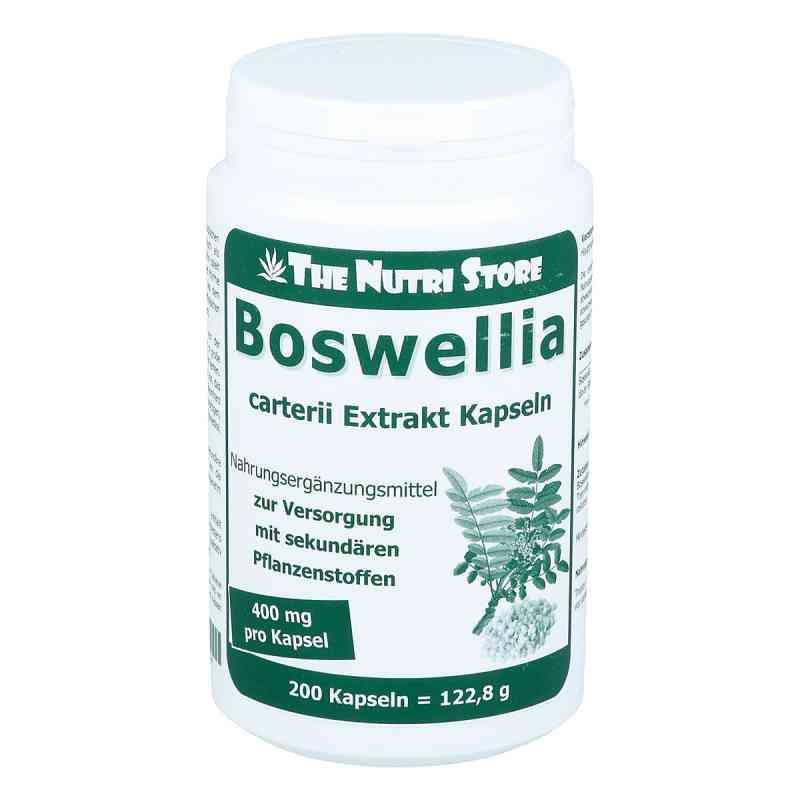 Boswellia Carterii 400 mg Extrakt veget. Kapseln  bei juvalis.de bestellen
