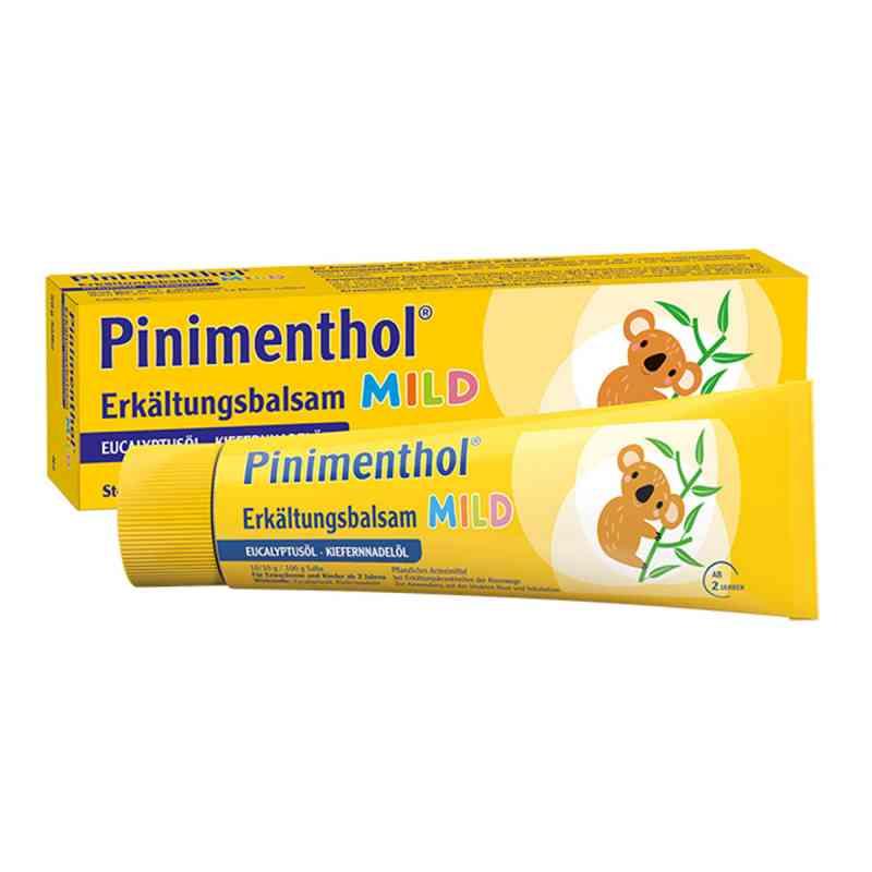 Pinimenthol Erkältungsbalsam mild  bei juvalis.de bestellen
