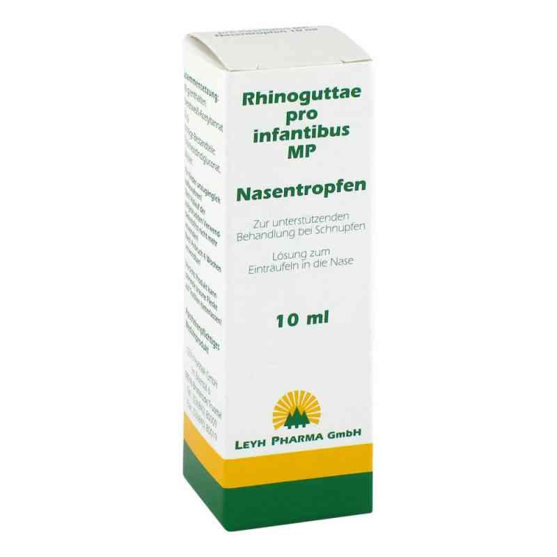 Rhinoguttae pro infantibus Mp Nasentropfen  bei juvalis.de bestellen