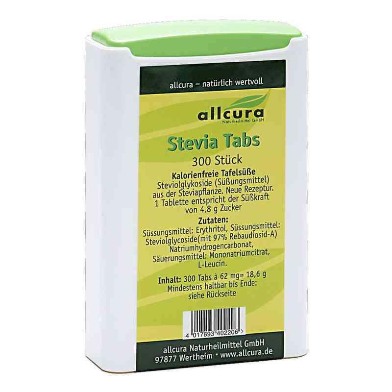 Stevia Tabs Tabletten  bei juvalis.de bestellen