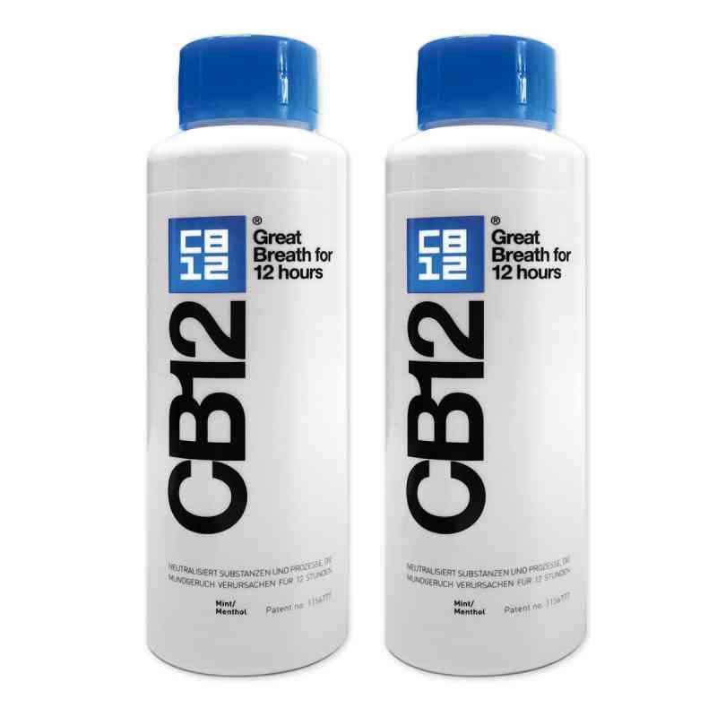 CB 12 Mund Spüllösung Paket  bei juvalis.de bestellen