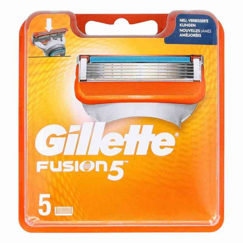Gillette Fusion Rasierklingen  bei juvalis.de bestellen