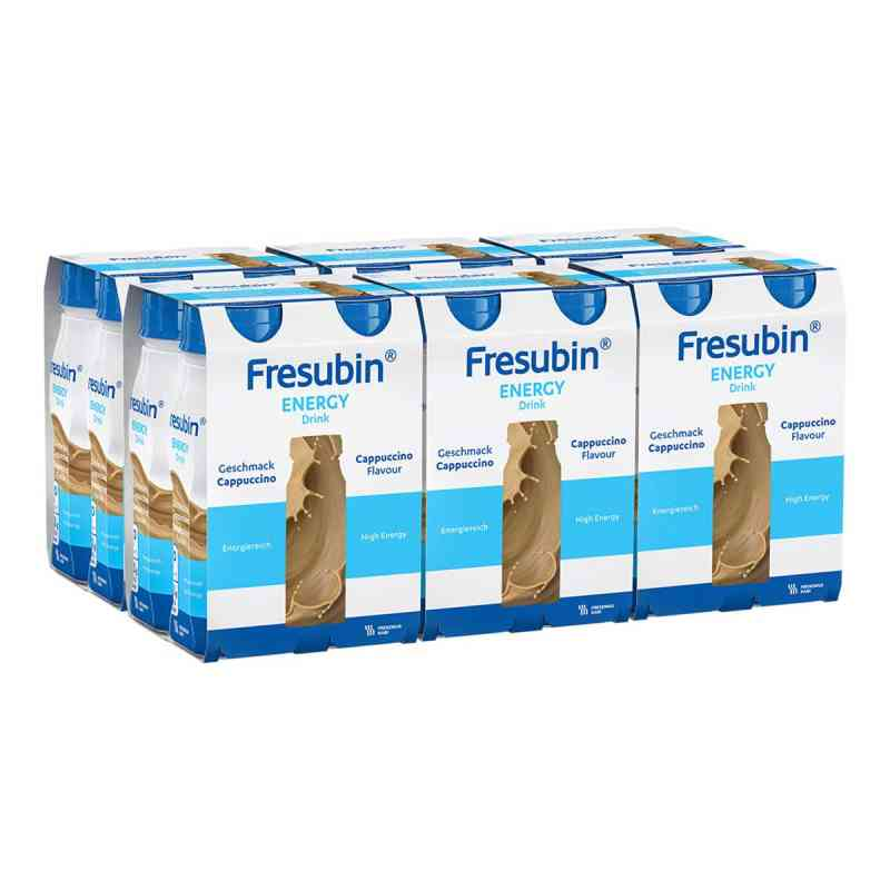 Fresubin Energy Drink Cappuccino Trinkflasche  bei juvalis.de bestellen