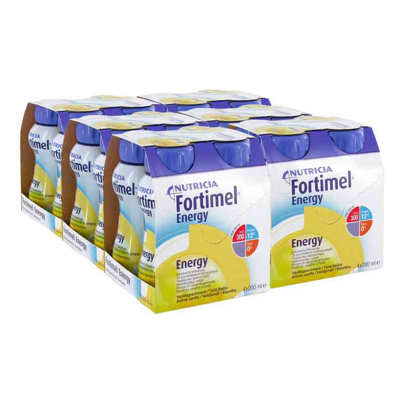 Fortimel Energy Multi Fibre Vanillegeschmack  bei juvalis.de bestellen