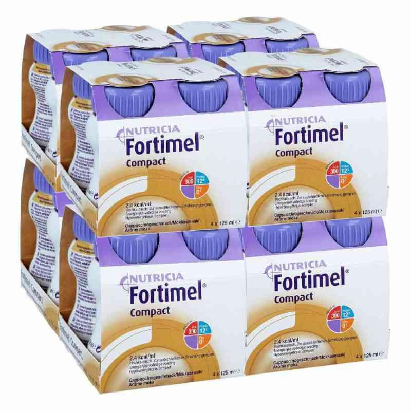 Fortimel Compact 2.4 Cappuccinogeschmack  bei juvalis.de bestellen