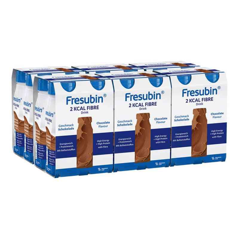 Fresubin 2 kcal fibre Drink Schokolade Trinkflasche  bei juvalis.de bestellen