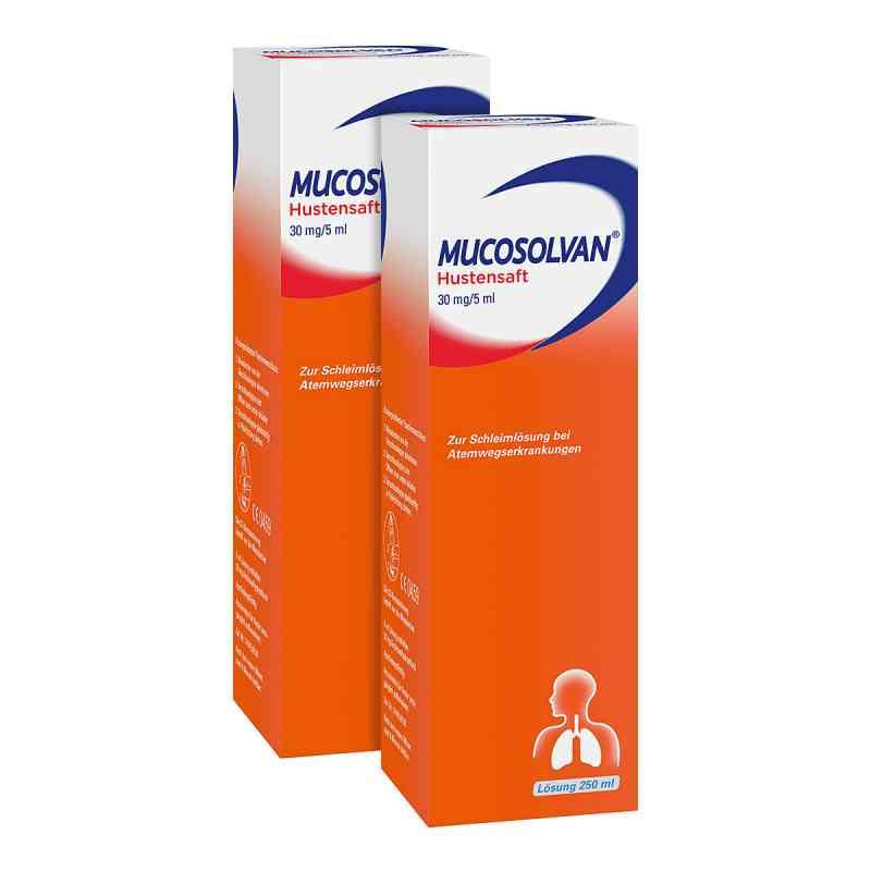 Mucosolvan Hustensaft 30mg5ml Schleimlöser bei Husten  bei juvalis.de bestellen