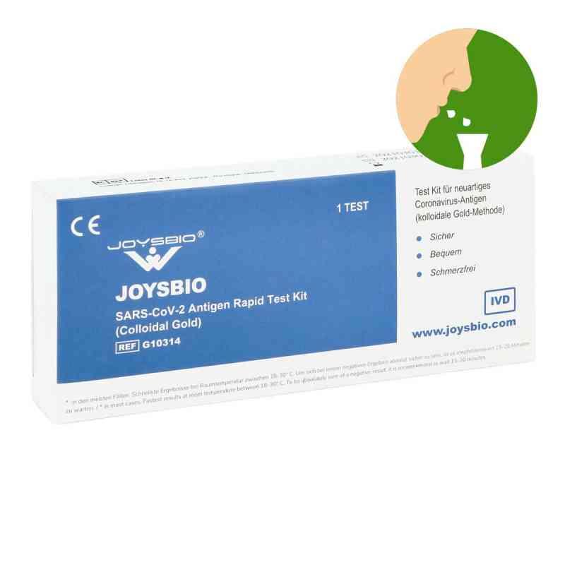 JOYSBIO Spucktest SARS-CoV-2 Antigen Rapid  bei juvalis.de bestellen